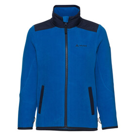 VAUDE Kids Racoon Fleece Jacket blue